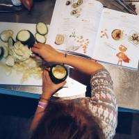 Adv. Over bommetjes met superzaad (!) en kids in de keuken. EN... een Kinderkookboek-GIVEAWAY!