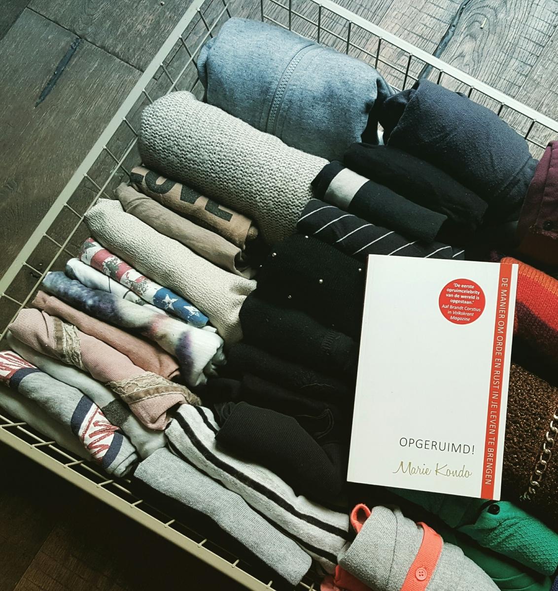 The Clean-Closet met Marie Kondo